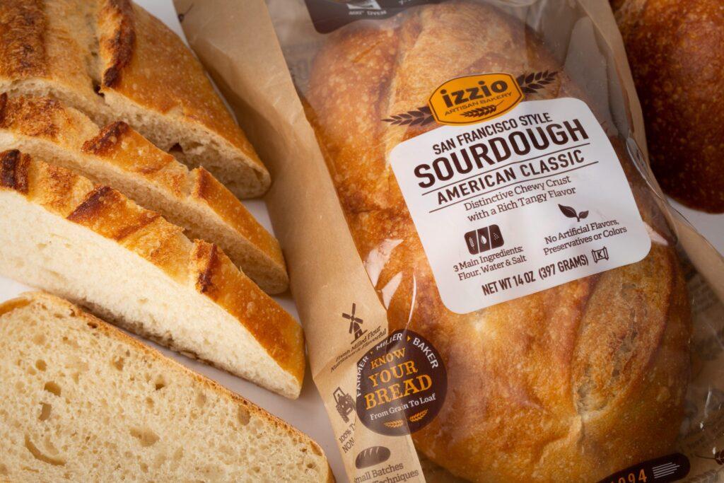 Take & Bake Sourdough